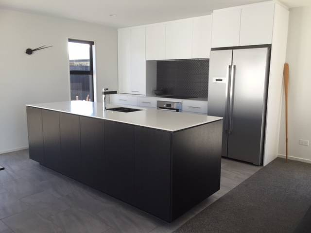 Black White Kitchens Photos