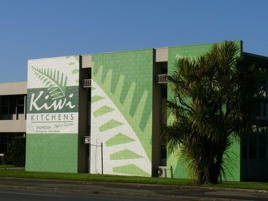 Kiwi Kitchens showroom